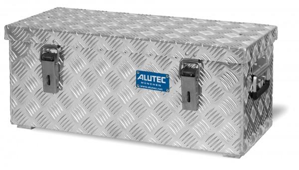 PKW Pritschenbox 622x275x270mm Aluminium Riffelblech Alutec