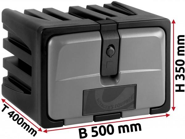 LKW Staukasten 500x350x400mm aus Kunststoff LAGO Vertigo