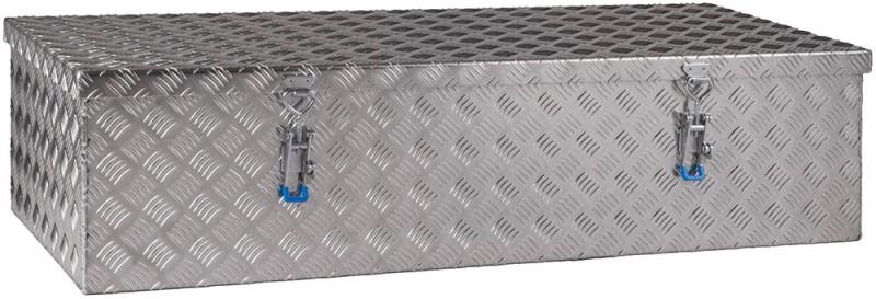 Dachbox aus Aluminium Riffelblech