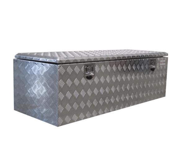 Pritschenbox-Werkzeugbox-Alu-Riffelblech