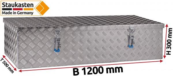 LKW Dachbox Dach Staukasten 1200x300x500mm