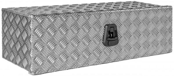 Unterflurbox Truckbox 914x267x250mm aus Alu Riffelblech