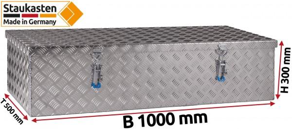 LKW Dachbox Dach Staukasten 1000x300x500mm