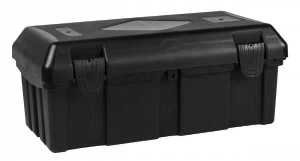 Deichselbox Staubox 610x250x310 aus Kunststoff