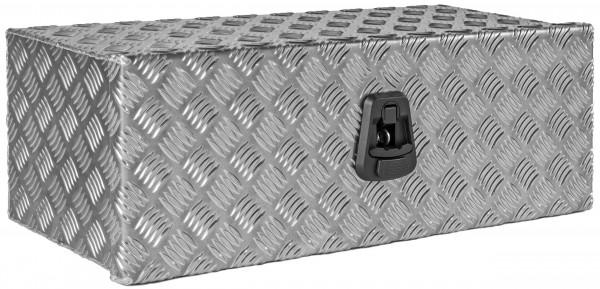 Unterflurbox Truckbox 764x267x250mm aus Alu Riffelblech