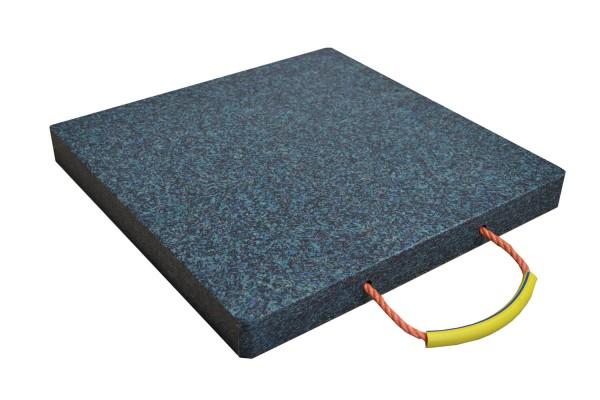 Kunststoff Abstuetzplatte für LKW