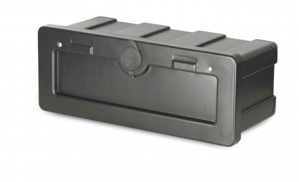 LKW Staukasten720x310x280mm aus Kunststoff mit Halterung