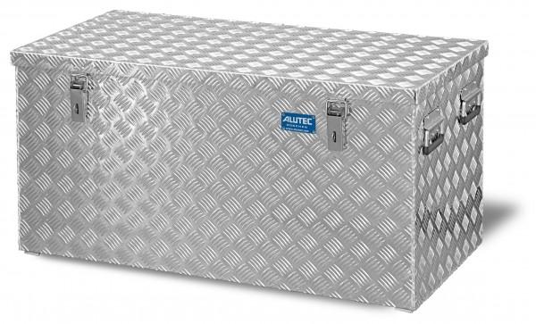 PKW Pritschenbox 1022x525x520mm Aluminium Riffelblech Alutec