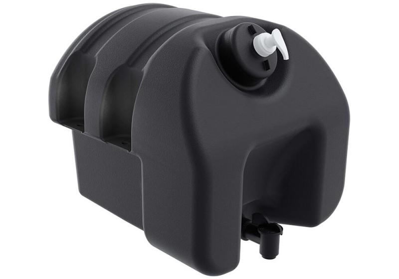 Waschwassertank für eine mobile Handhygiene