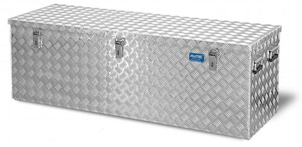 PKW Pritschenbox 1522x525x520mm Aluminium Riffelblech Alutec