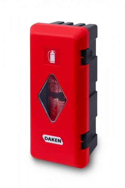 Daken Feuerlöscherkasten 675x310x250mm aus Kunststoff