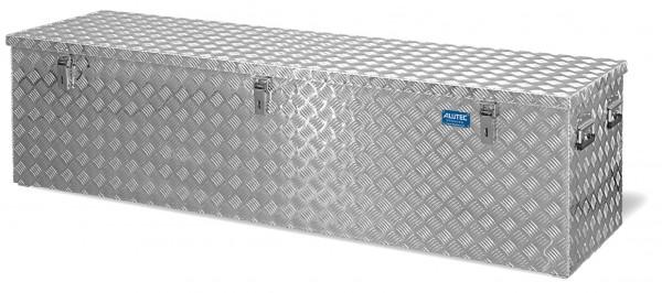 PKW Pritschenbox 1896x525x520mm Aluminium Riffelblech Alutec