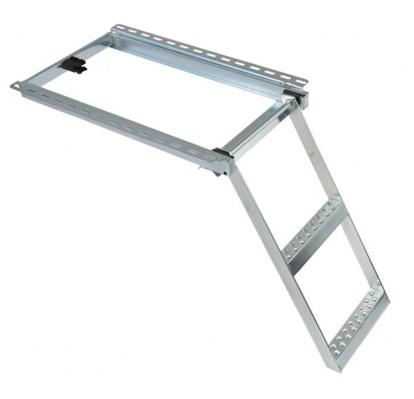 LKW Aufstiegsleiter Trittstufe ausziehbar 2 stufig Takler