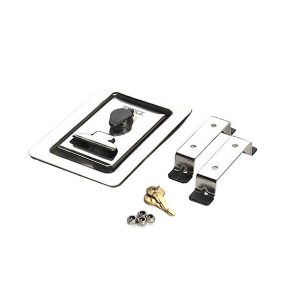 bevola edelstahlverschluss abschlie bar gummidichtung. Black Bedroom Furniture Sets. Home Design Ideas