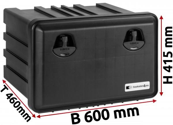 LKW Staukasten 600x415x460mm aus Kunststoff Daken Just