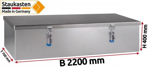 LKW Dachbox Dach Staukasten 2200x400x700mm